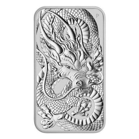 Srebrna moneta   Dragon  1 oz   2021