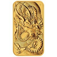 Złota moneta  Dragon  1 oz 2021 (Australia )